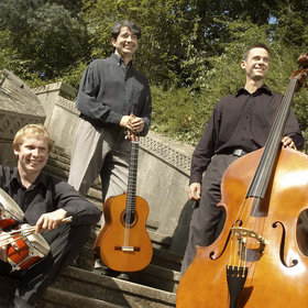 Bild Veranstaltung: Stefan Grasse Trio