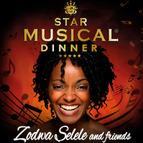 Bild Veranstaltung: Star Musical Dinner mit Zodwa Selele