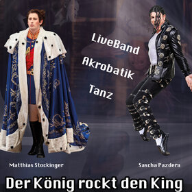 Image: Ludwig meets Michael Jackson
