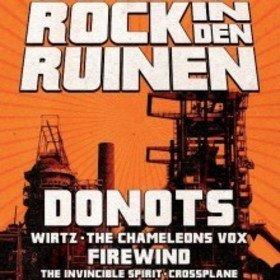 Image: Rock in den Ruinen