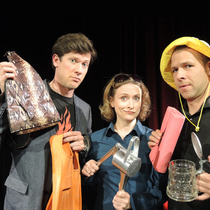Bild Veranstaltung TauschRausch - Die Impro-Comedy