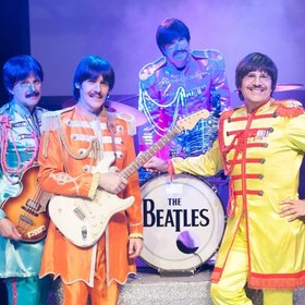 Bild Veranstaltung: Das Beatles Musical - all you need is love!