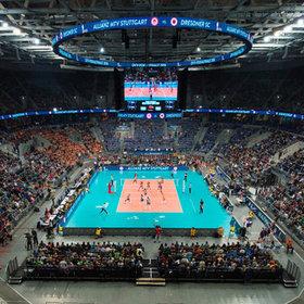 Bild Veranstaltung: Volleyball DVV-Pokalfinale 2018