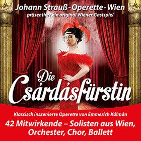 Bild Veranstaltung: Die Csárdásfürstin - Johann-Strauß-Operette-Wien