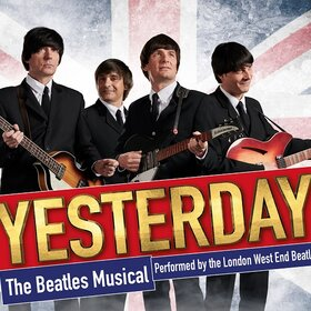 Image: Yesterday the Beatles Musical