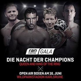 Image: Ran Fighting Gala - Nacht der Champions