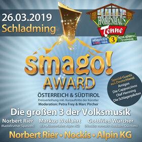 Image: SMAGO Award Österreich & Südtirol