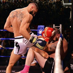 Image Event: Fight Night Mannheim