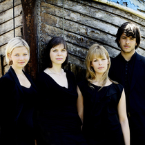 Bild: Chiaroscuro Quartett