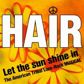 Image: HAIR - The American Tribal Love-Rock Musical