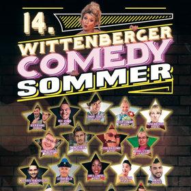Image: Comedy Sommer Festival Wittenberg