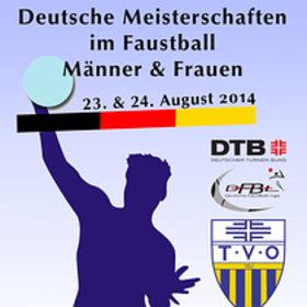 Image: Deutsche Meisterschaften Faustball