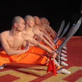 Bild: Die Meister des Shaolin Kung-Fu
