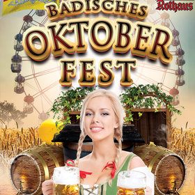 Bild: Badisches Oktoberfest 2015