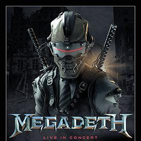 Bild Veranstaltung: MEGADETH