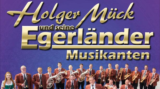 Bild: HOLGER MÜCK & seine Egerländer Musikanten