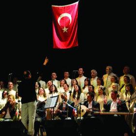 Image: Chor der Zivilisationen aus Antakya