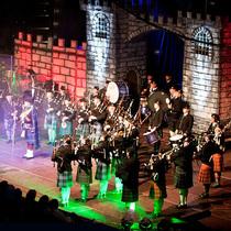 Bild Veranstaltung Schottische Musikparade