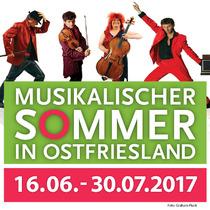 Bild Veranstaltung Musikalischer Sommer in Ostfriesland