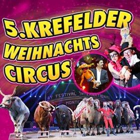 Bild Veranstaltung: Krefelder Weihnachtscircus