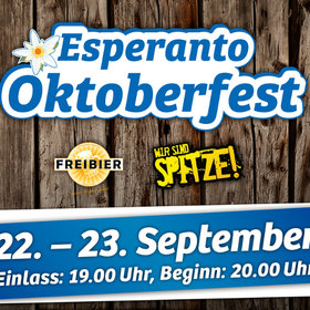 Bild Veranstaltung: ESPERANTO Oktoberfest in Fulda