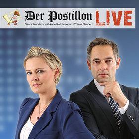 Bild: Der Postillon - LIVE Tour 2018