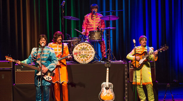 Bild: The Cavern Beatles Live on Stage