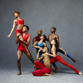 Image: Alvin Ailey - American Dance Theater