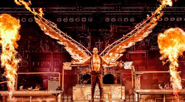 Bild: Die spektakulärste RAMMSTEIN Tribute Show - STAHLZEIT