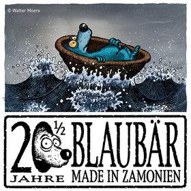 Image: 20 ½ Jahre Blaubär-Roman