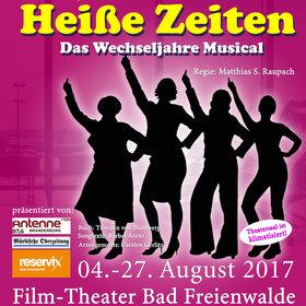 Bild Veranstaltung: Heiße Zeiten - Das Wechseljahre-Musical