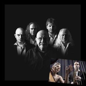Bild: Giora Feidman & Rastrelli Cello Quartett
