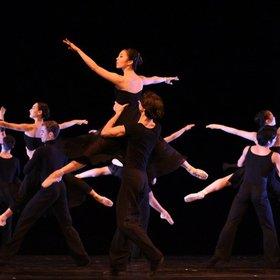 Image: Sommerlicher Ballettabend