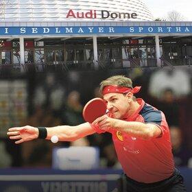 Image: Weltklasse-Tischtennis