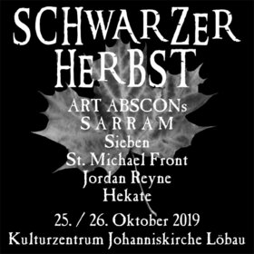 Image: Schwarzer Herbst Festival