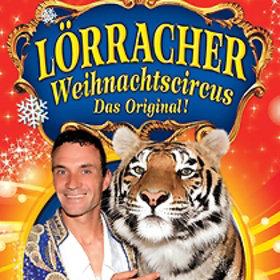 Bild: Lörracher Weihnachtscircus - Das Original!