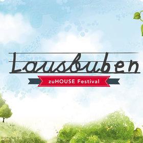 Bild Veranstaltung: Lausbuben zuHouse Festival