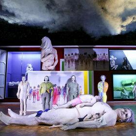 Image: Mülheimer Theatertage NRW
