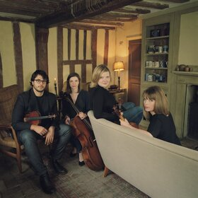 Image Event: Chiaroscuro Quartett
