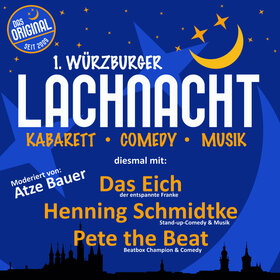 Image Event: Würzburger Lachnacht