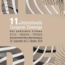 Bild Veranstaltung 11. Internationale Stuttgarter Stimmtage