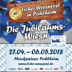 Bild Veranstaltung: Licher Wiesnfest Pohlheim