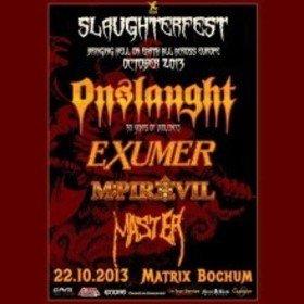 Image: Slaughterfest Tour
