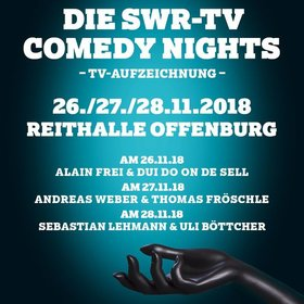 Bild: SWR Comedy Nights