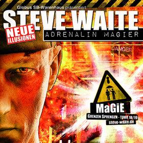 Bild Veranstaltung: Steve Waite - Adrenalin Magier