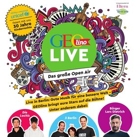 Image Event: GEOlino Live
