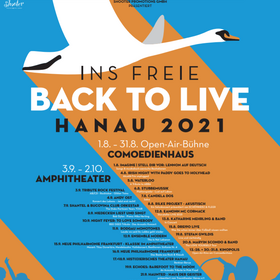 Image Event: Ins Freie - Back to Live Festival