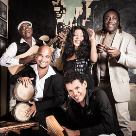 Image Event: Cuba Percussion & Friends