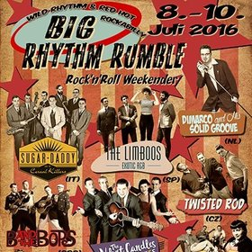 Image: Big Rhythm Rumble
