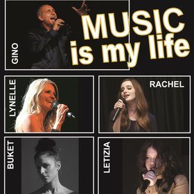 Bild: Music is my Life